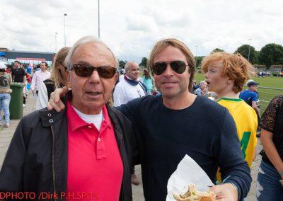 Appie Springer en Danny Muller