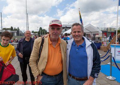 fotograaf Dirk Spits met John Parsser (2016)